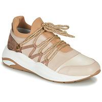 Chaussures Femme Baskets basses Pataugas FRANCESCA Camel