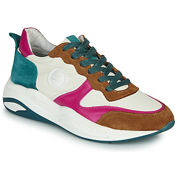 Chaussures Femme Baskets basses Pataugas FRIDA Blanc / Multico