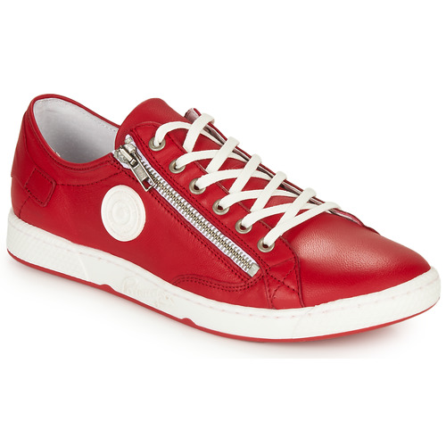 Chaussures Femme Baskets basses Pataugas JESTER/N Rouge