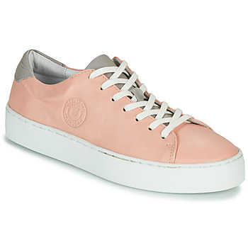 Chaussures Femme Baskets basses Pataugas KELLA Rose