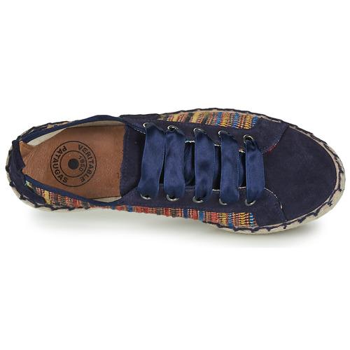 Nouveaux Styles Recommander Une Réduction Chaussures Pataugas PANKE Marine Chaussure pas cher avec Epb14