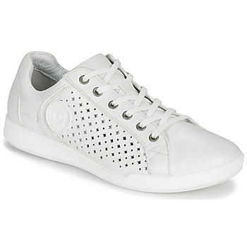 Chaussures Femme Baskets basses Pataugas PATTY Blanc
