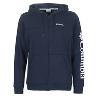 Vêtements Homme Sweats Columbia COLUMBIA LOGO FLEECE FULL ZIP Bleu