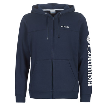 Vêtements Homme Sweats Columbia Columbia Logo Fleece Full zip Collegiate Navy