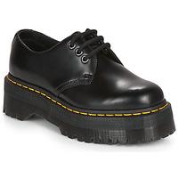 Chaussures Femme Derbies Dr Martens 1461 QUAD Noir