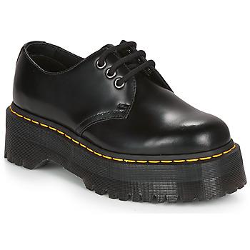 Chaussures Femme Boots Dr Martens 1461 QUAD Noir