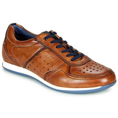 Chaussures Homme Baskets basses Bugatti TOMEO Marron