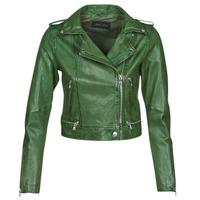 Vêtements Femme Vestes en cuir / synthétiques Oakwood KYOTO Vert