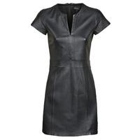 Vêtements Femme Robes courtes Oakwood PLEASE Noir