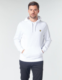 Vêtements Homme Sweats Lyle & Scott NIALI Blanc