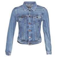 Vêtements Femme Vestes en jean Pepe jeans CORE Bleu Medium