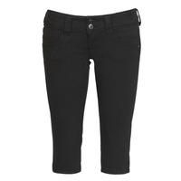 Vêtements Femme Pantacourts Pepe jeans VENUS CROP Noir