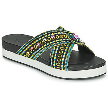 Chaussures Femme Mules Desigual SHOES_NILO_BEADS Noir