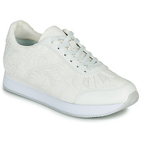 Chaussures Femme Baskets basses Desigual GALAXY LOTTIE Blanc