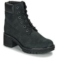 Chaussures Femme Bottines Timberland Kinsley 6 In WP Boot Noir