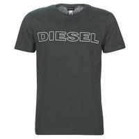 Vêtements Homme T-shirts manches courtes Diesel UMLT-JAKE Gris