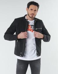 Vêtements Homme Blousons Diesel J-GLORY Noir