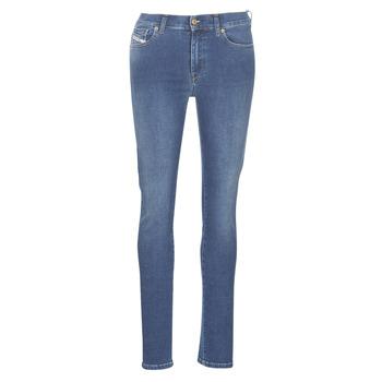 Vêtements Femme Jeans slim Diesel D-ROISIN Bleu 085AB