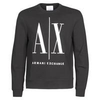 Vêtements Homme Sweats Armani Exchange HELIX Noir