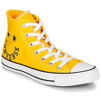 Chaussures Baskets montantes Converse CHUCK TAYLOR ALL STAR - HI Yellow