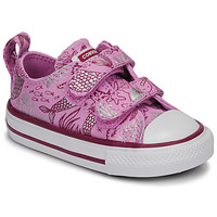 Chaussures Fille Baskets basses Converse CHUCK TAYLOR ALL STAR 2V UNDERWATER PARTY Rose
