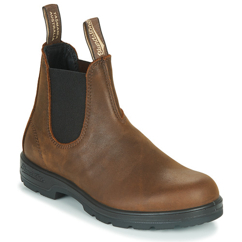 Chaussures Boots Blundstone CLASSIC CHELSEA BOOTS 1609 Marron