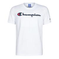 Vêtements Homme T-shirts manches courtes Champion 214194 Blanc
