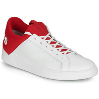 Chaussures Homme Baskets basses Levi's MULLET Blanc