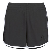 Vêtements Femme Shorts / Bermudas Converse Twisted Varsity Short Black