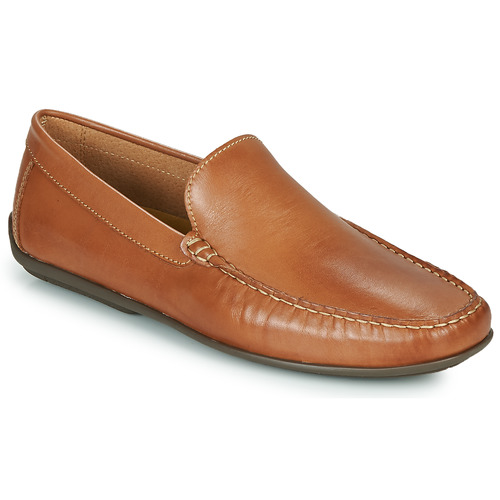 Chaussures Homme Chaussures bateau So Size MILLIE camel