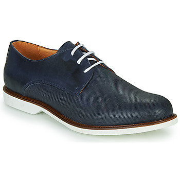 Chaussures Homme Derbies So Size MIRA marine
