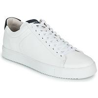Chaussures Homme Baskets basses Blackstone RM50 Blanc
