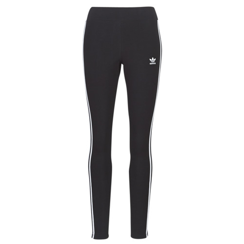 Adidas Originals 3 Str Tight Noir Chaussure Pas Cher Avec Shoes Fr Vetements Leggings Femme 29 95