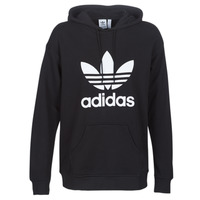 Vêtements Femme Sweats adidas Originals TRF HOODIE Noir
