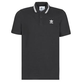 Vêtements Homme Polos manches courtes adidas Originals PIQUE POLO Noir