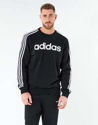 Vêtements Homme Sweats adidas Performance E 3S CREW FL Noir