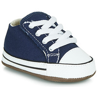 Chaussures Enfant Baskets montantes Converse CHUCK TAYLOR FIRST STAR CANVAS HI Bleu