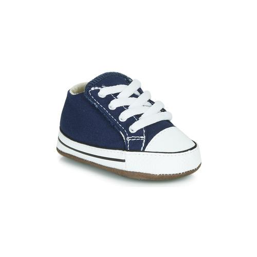 Chaussures Enfant Baskets montantes Converse CHUCK TAYLOR FIRST STAR CANVAS HI Bleu