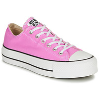 Chaussures Femme Baskets basses Converse CHUCK TAYLOR ALL STAR LIFT SEASONAL COLOR Rose