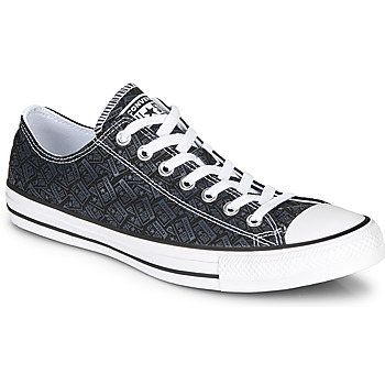 Chaussures Homme Baskets montantes Converse CHUCK TAYLOR ALL STAR LOGO PLAY Noir