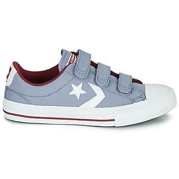 Baskets basses enfant Converse STAR PLAYER 3V VARSITY CANVAS