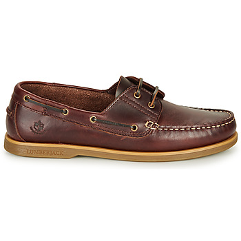 Chaussures bateau Lumberjack NAVIGATOR
