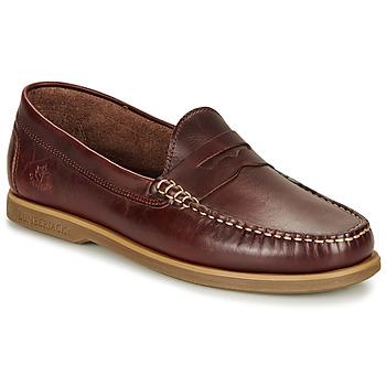 Chaussures Homme Mocassins Lumberjack NAVIGATOR Marron