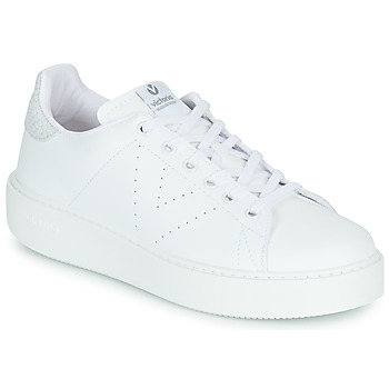 Chaussures Femme Baskets basses Victoria UTOPIA Blanc