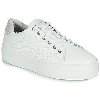 Chaussures Femme Baskets basses Bullboxer  Blanc