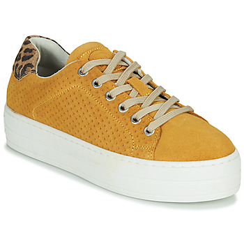 Chaussures Femme Baskets basses Bullboxer  Jaune