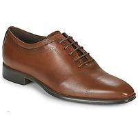 Chaussures Homme Richelieu Carlington MINEA Cognac