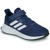 Chaussures Enfant Baskets basses adidas Performance RUNFALCON C Marine