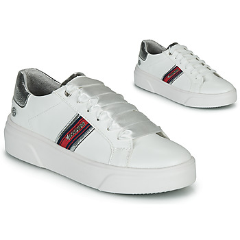 Chaussures Femme Baskets basses Dockers by Gerli  Blanc