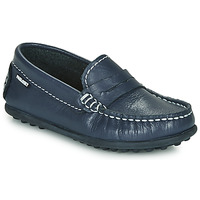 Chaussures Garçon Mocassins Pablosky  Marine